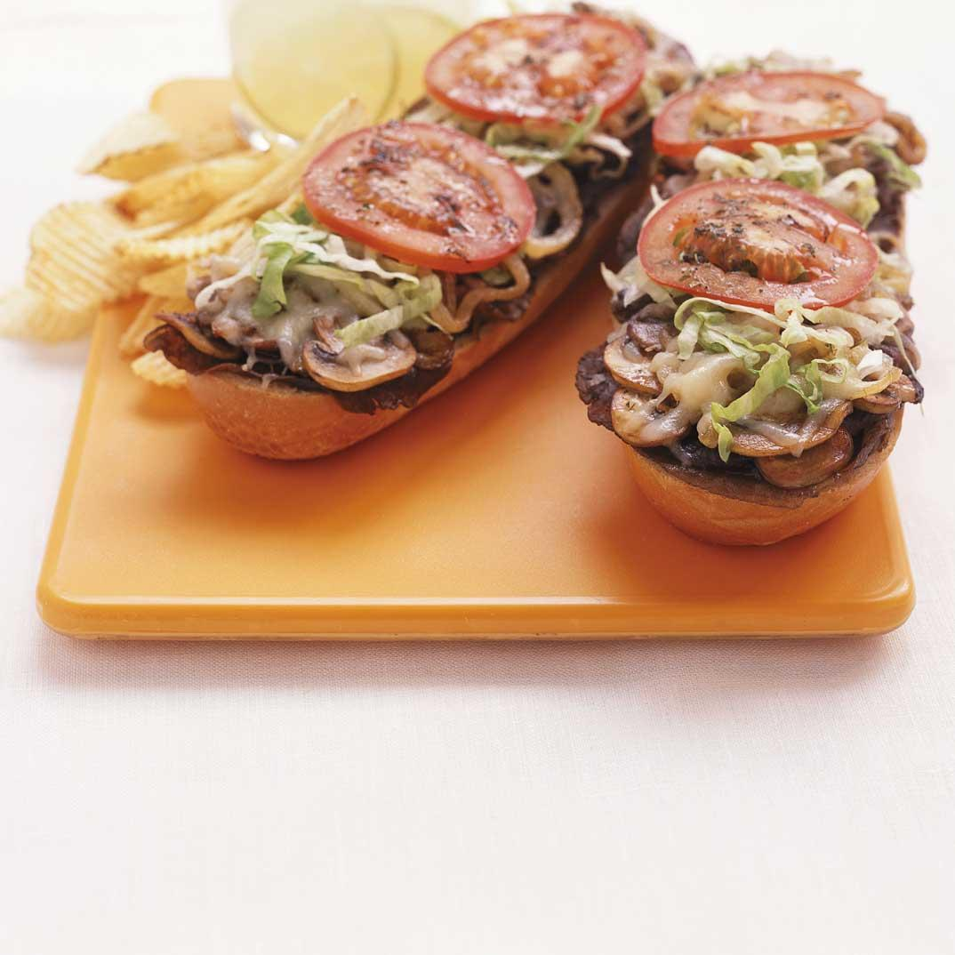 Beef Subs