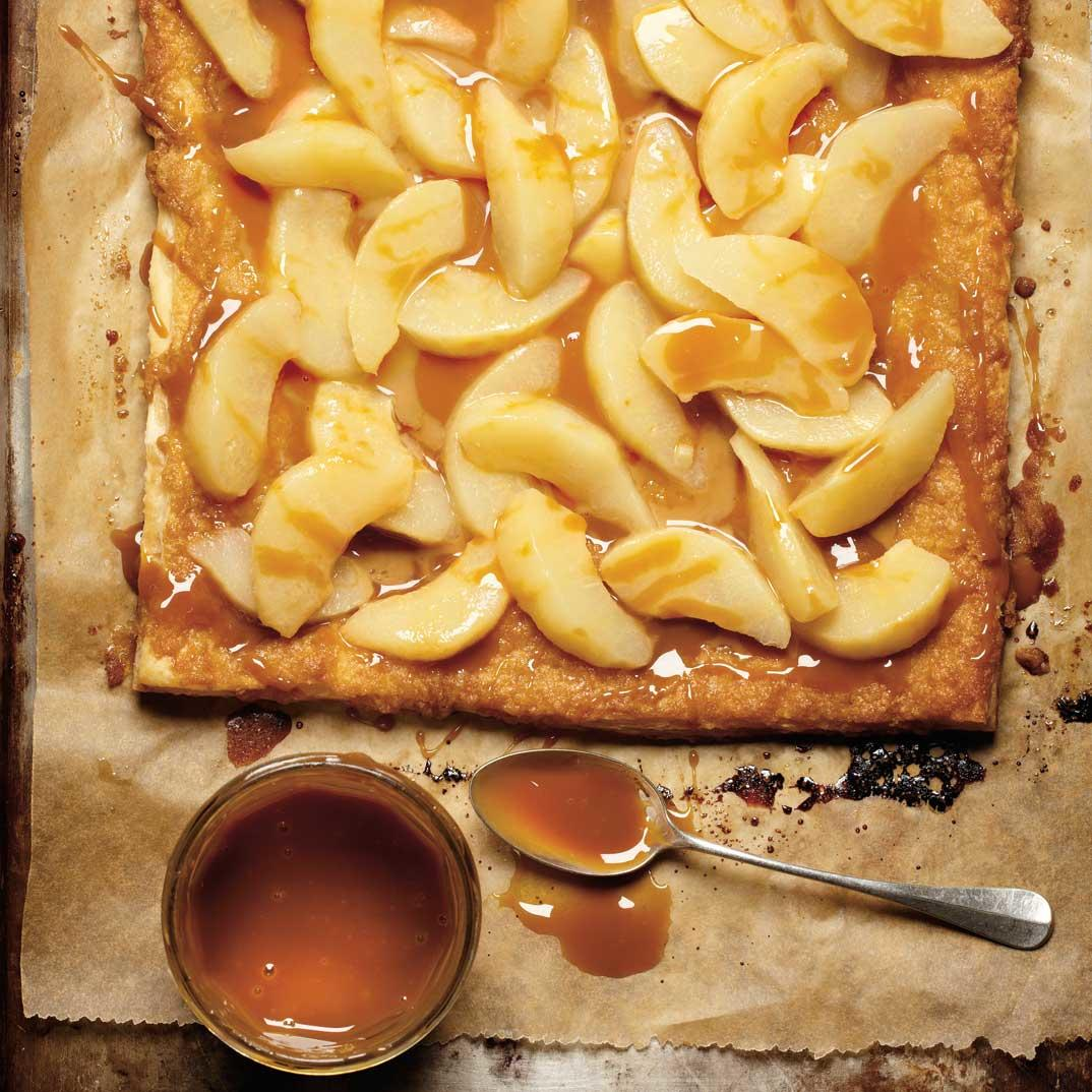 Beginner's Pear Pastry