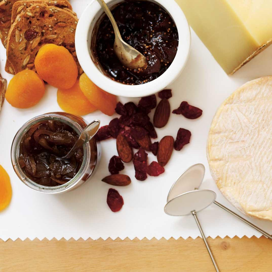 Black Fig Jam with Red Wine