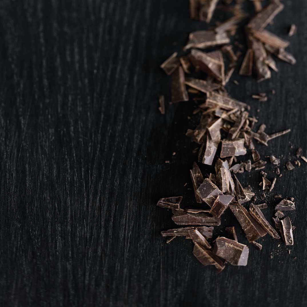 Black Forest Yule Log Filling