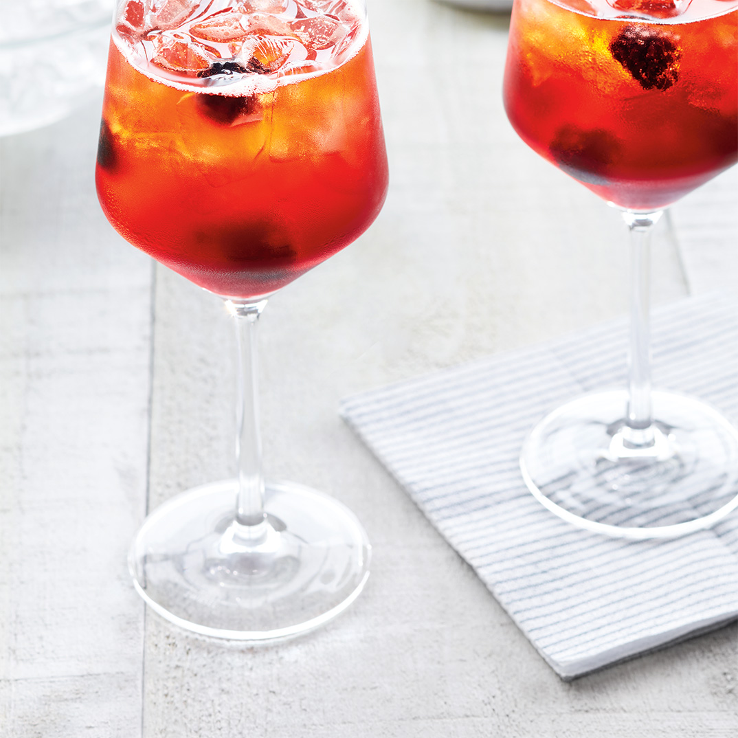 Blackberry Spritz