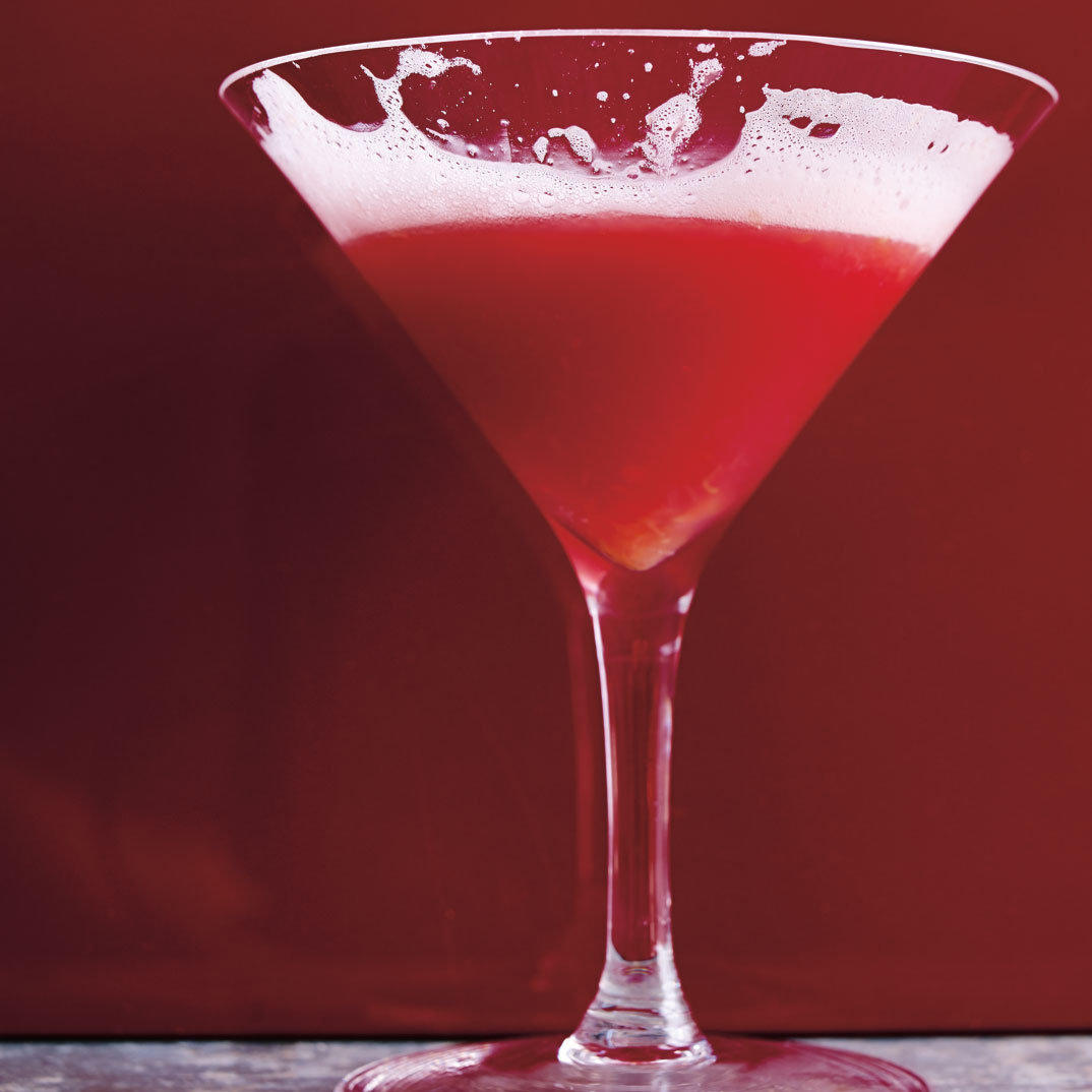 Blood Orange and Pink Grapefruit Cocktail
