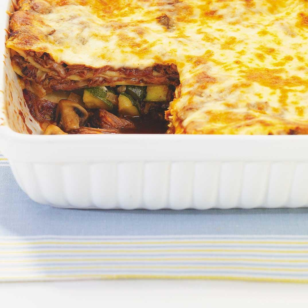 Braised Beef Lasagna