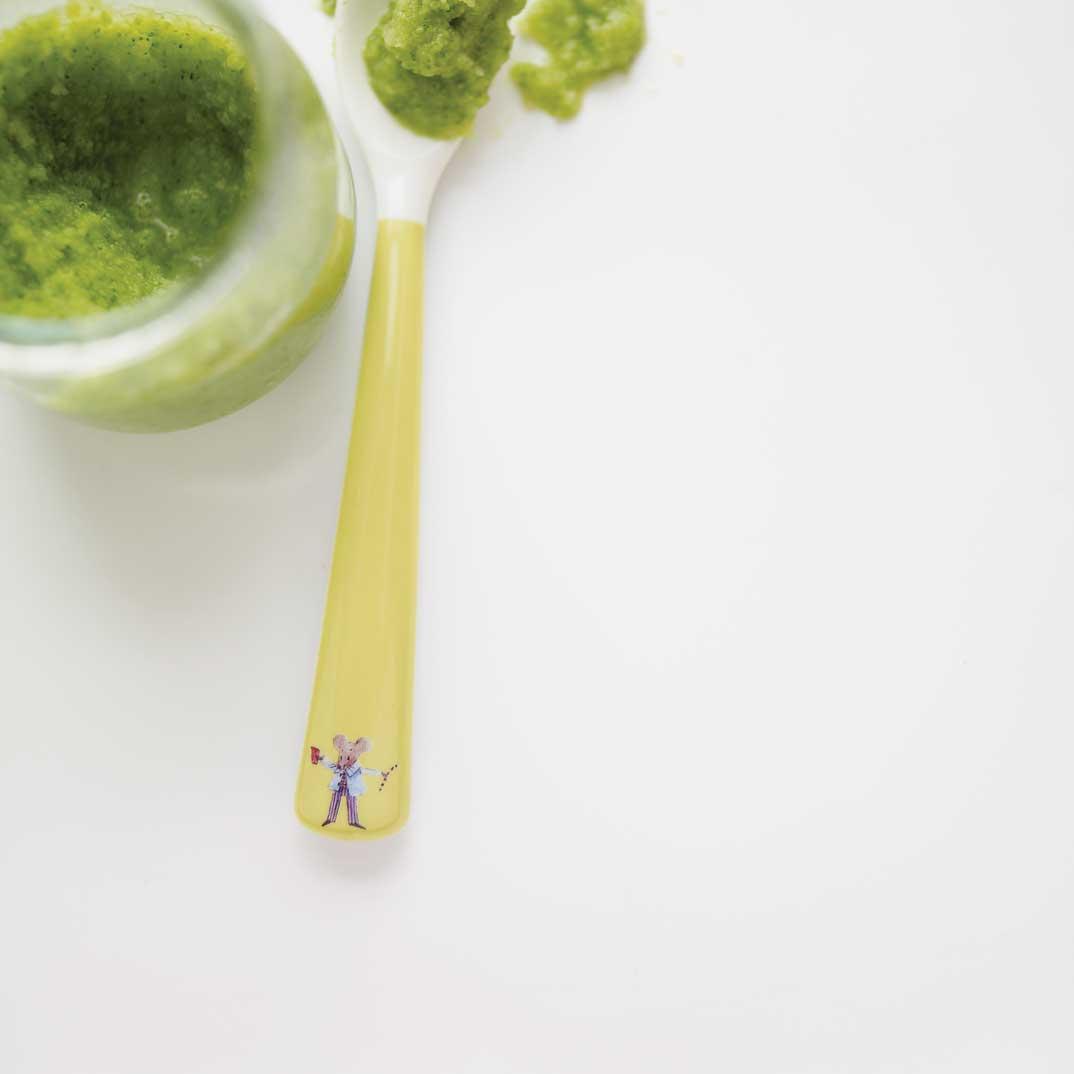 Broccoli Puree (baby food)