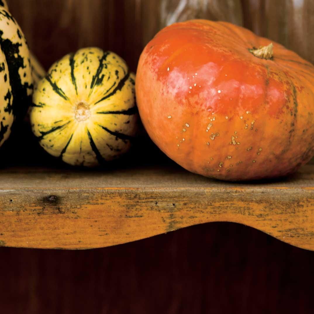 Brown Butter Mashed Squash