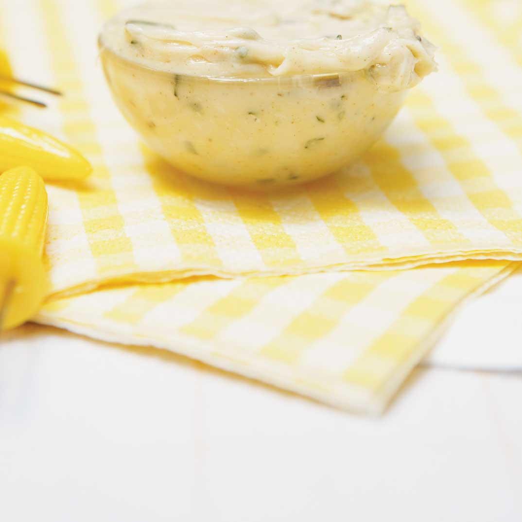 Brown Tarragon Butter