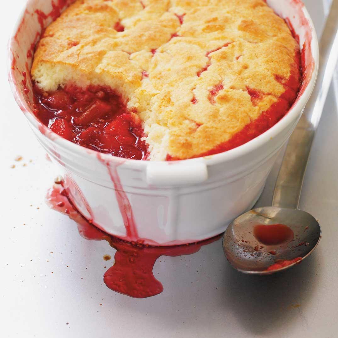 Bumbleberry Pudding Cake