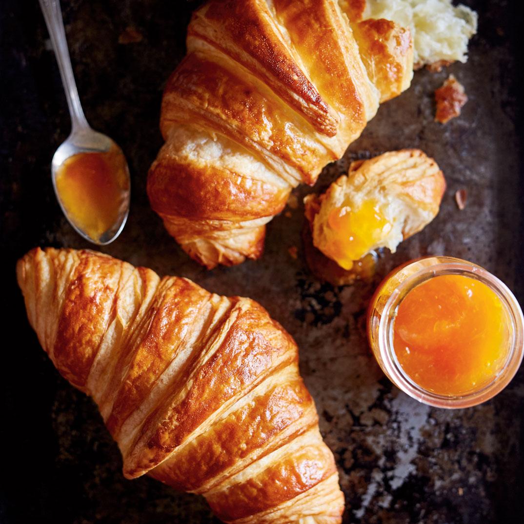 Butter Croissants - Recipes List