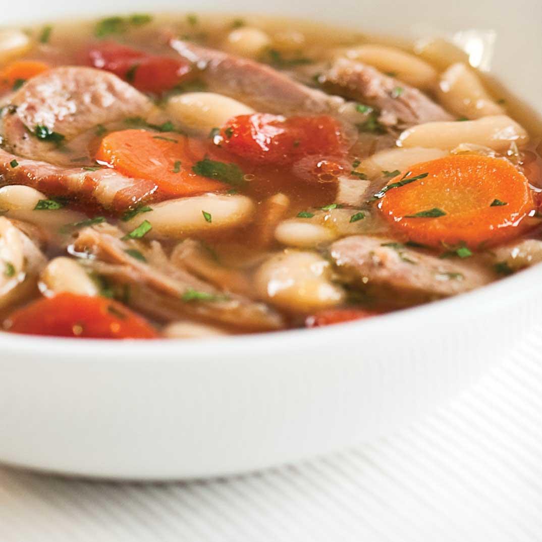 Cassoulet Soup