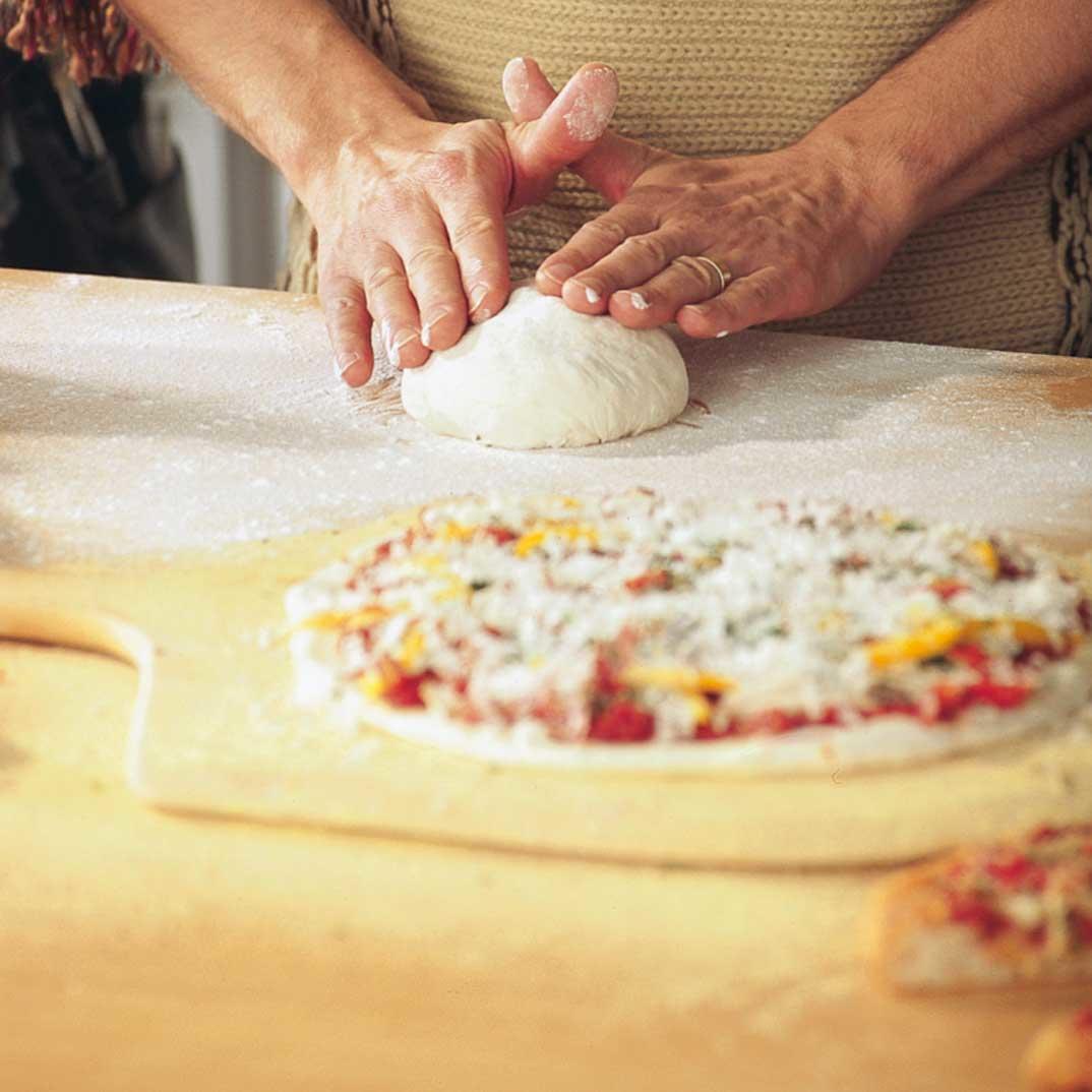 Di Buffala Mozzarella Pizza