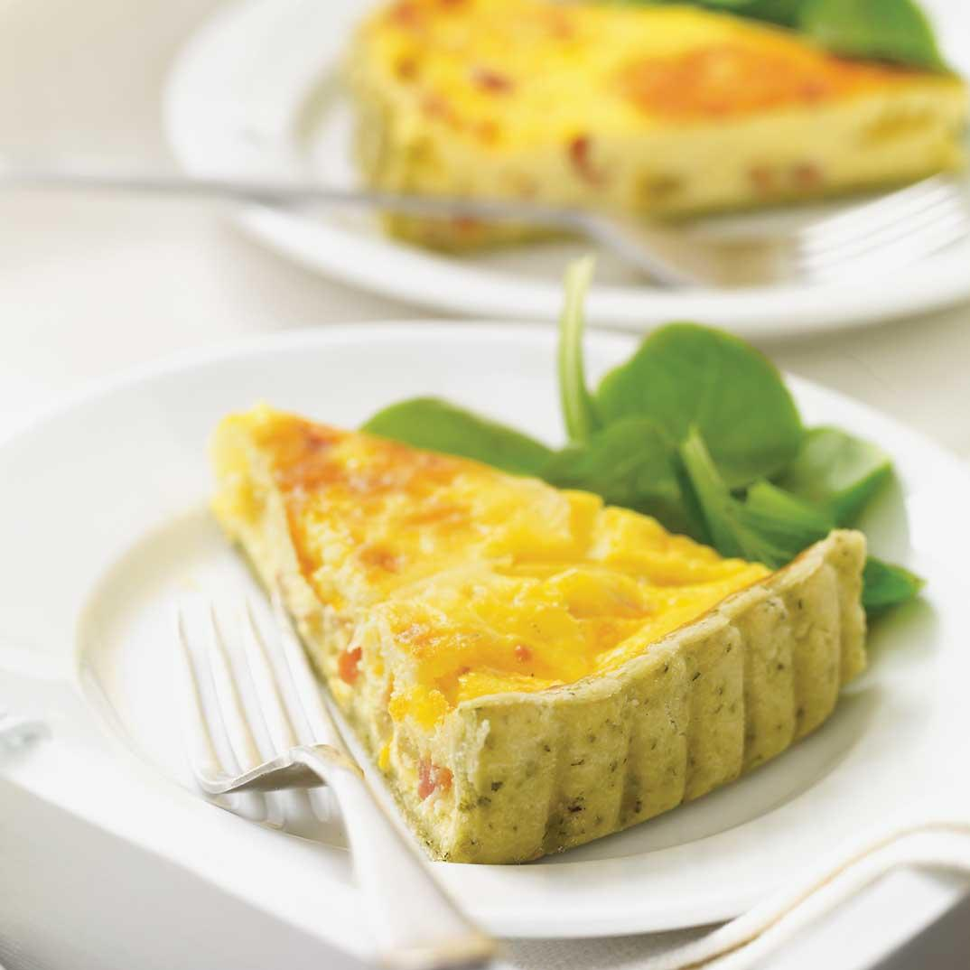 Herbed Pastry Crust