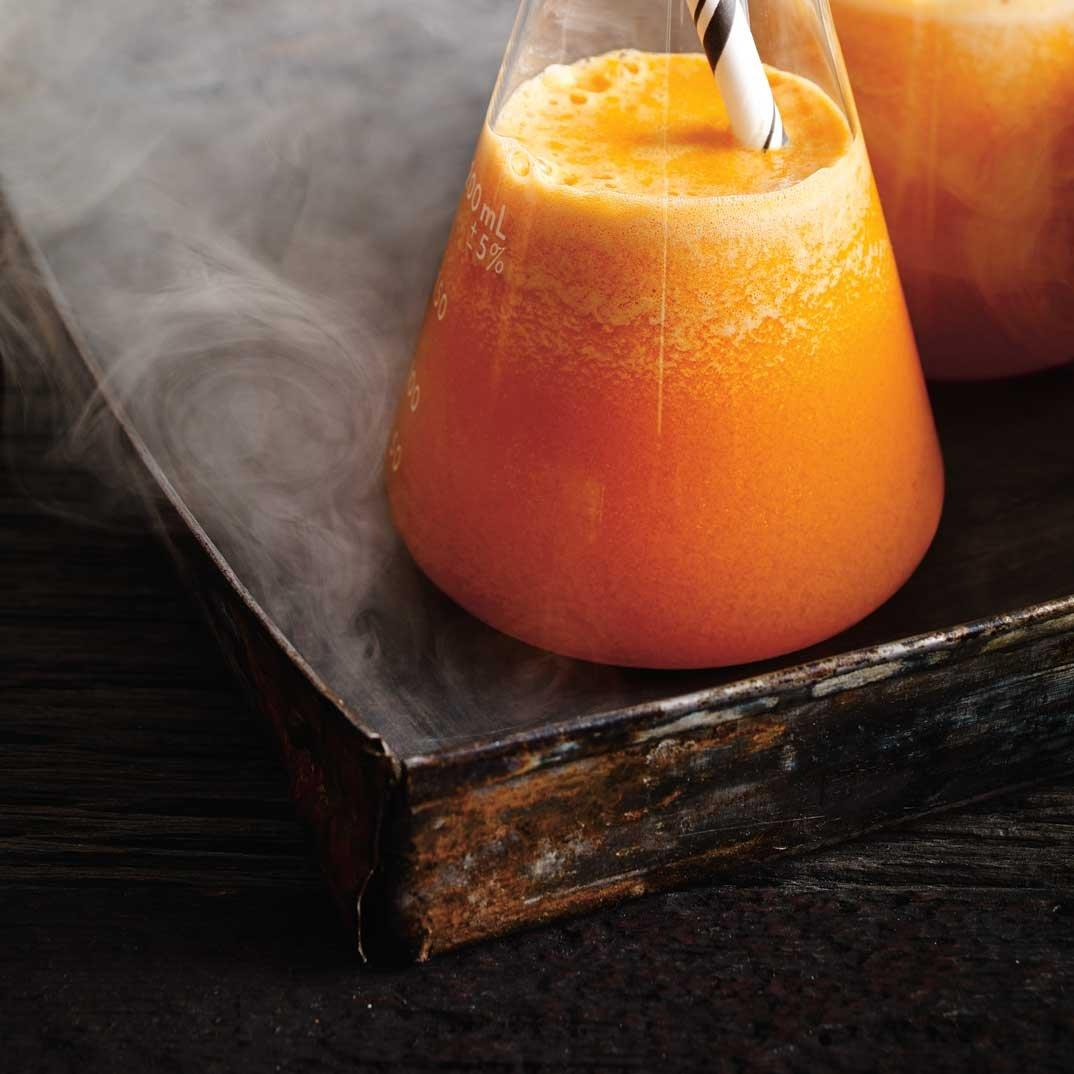 Pineapple, Carrot and Apple Juice
