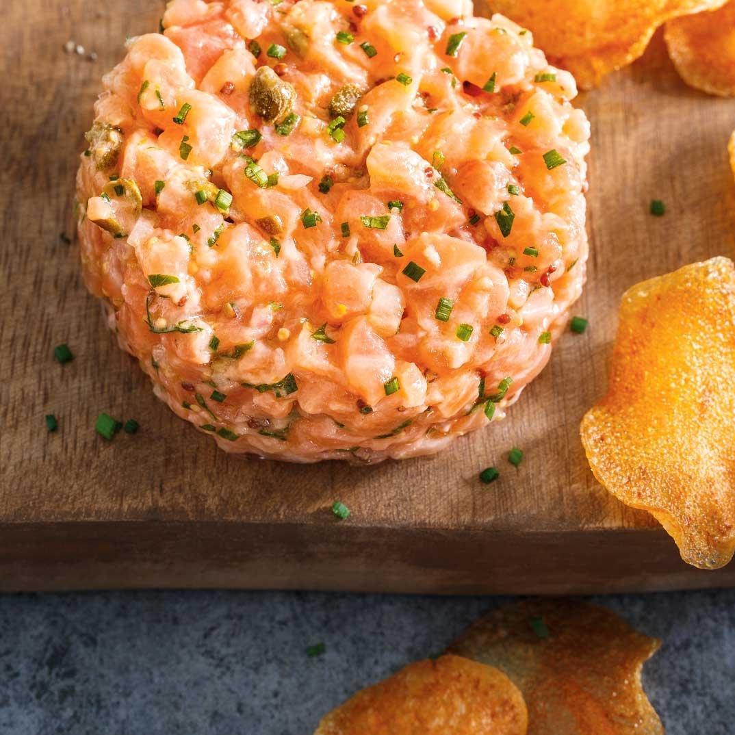 Salmon Tartare (The Best)