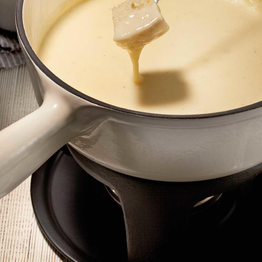 Swiss Cheese Fondue (The Best)