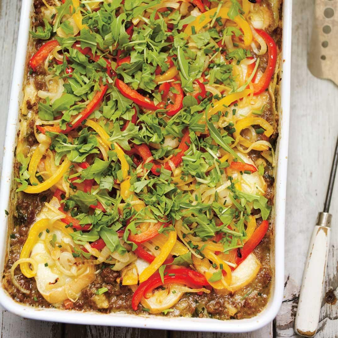 Wild Meat Lasagna